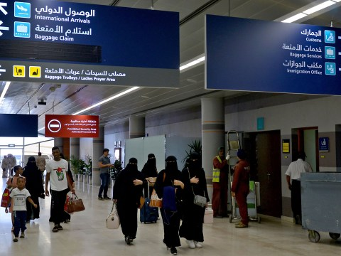 Women finally allowed to travel without husband's permission in Saudi Arabia