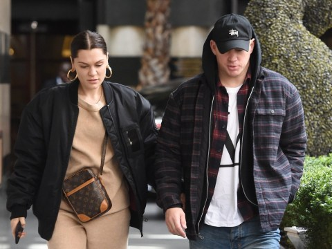 Are Jessie J and Channing Tatum back together? Exes spotted furniture shopping in LA