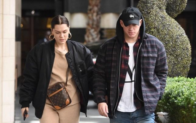 Jessie J and actor boyfriend Channing Tatum