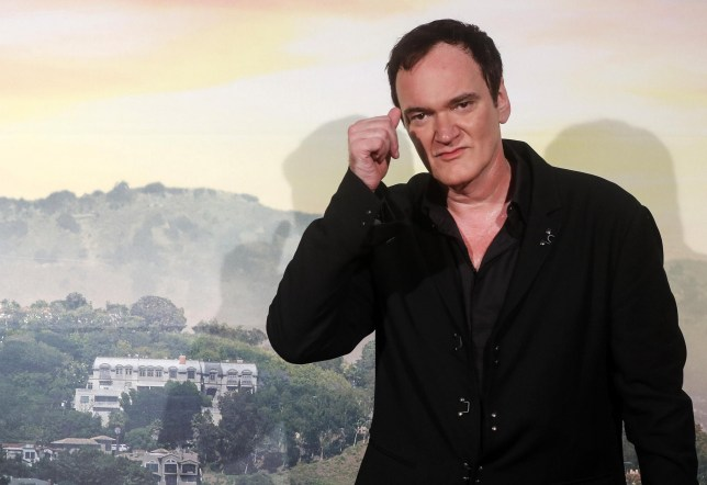 epa07754051 US filmmaker Quentin Tarantino at the Italian Premiere and red carpet of the movie, Once upon a time in... Hollywood, in Rome, Italy, 02 August 2019. EPA/RICCARDO ANTIMIANI