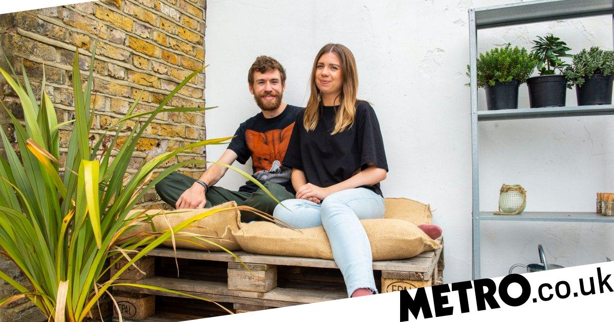 What I Rent: Ben and Emma, £1,100 a month for a one-bedroom flat in West Norwood