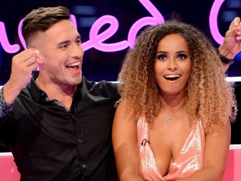 Love Island's Amber Gill refuses to speak to ex Michael Griffiths ever again