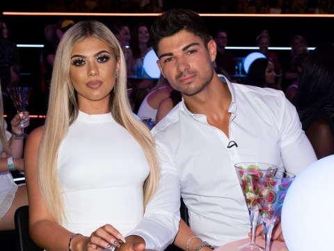 Love Island's Anton Danyluk and Belle Hassan 'haven't done bits' because 'they're taking it slow'
