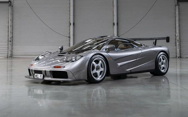 The Super-rare McLaren F1 LM