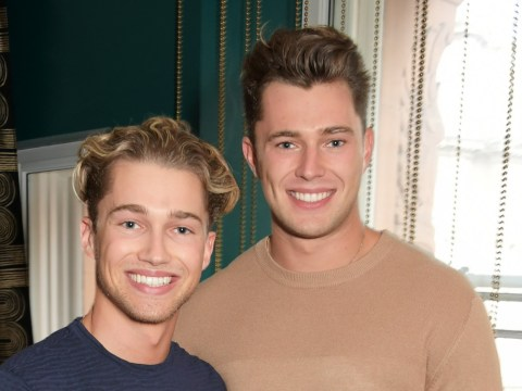 Love Island's Curtis Pritchard ready to 'have fun' on tour with Strictly pro AJ Pritchard after years of competition