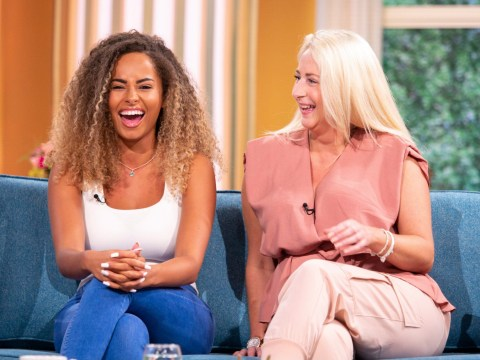 Love Island's Amber Gill is ray of sunshine as she talks long-distance future with Greg O'Shea