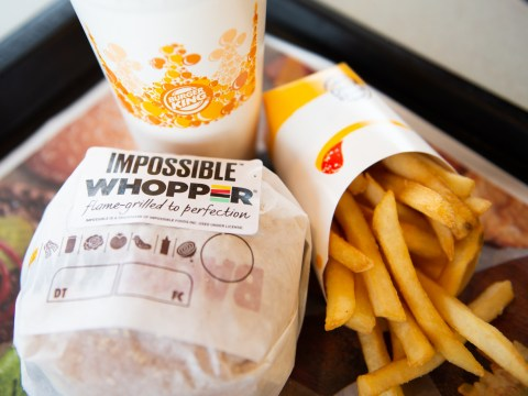 Burger King's new 'vegan' Impossible Whopper is cooked with meat