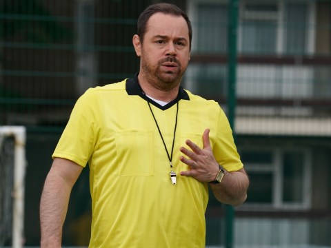 What happens to Mick Carter in EastEnders?