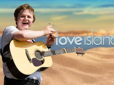 Lewis Capaldi wants first in on Celebrity Love Island and this *needs* to happen