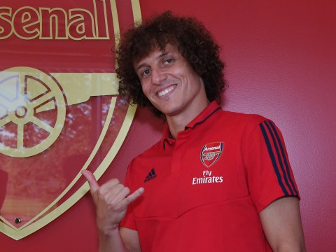 David Luiz reveals Chelsea doctor phoned him in tears as he negotiated Arsenal transfer