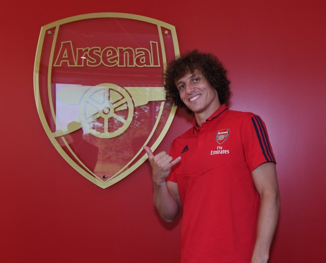 Chelsea chief phoned David Luiz in tears as he forced through Arsenal transfer