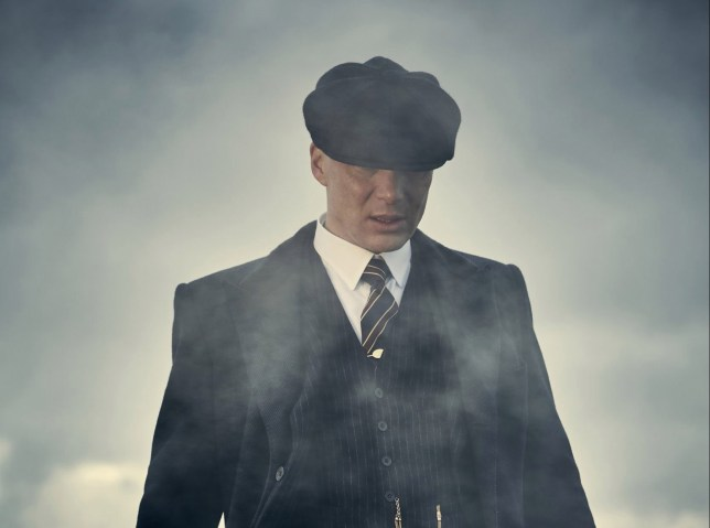 Cillian Murphy (Tommy Shelby) in Peaky Blinders | Series 5 (BBC One) | Episode 06 Photographer: Robert Viglasky ?? Caryn Mandabach Productions Ltd. 2019