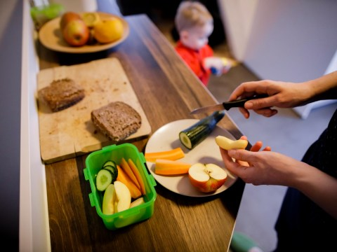 British parents have 'no idea' why their kids need five-a-day