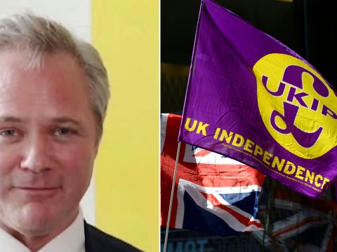 Ukip elects new leader to replace Gerard Batten
