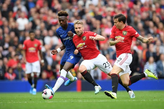 Luke Shaw had issues with Jose Mourinho at Manchester United