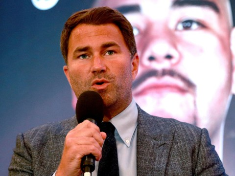 Eddie Hearn reveals his prediction for Anthony Joshua vs Andy Ruiz Jr rematch