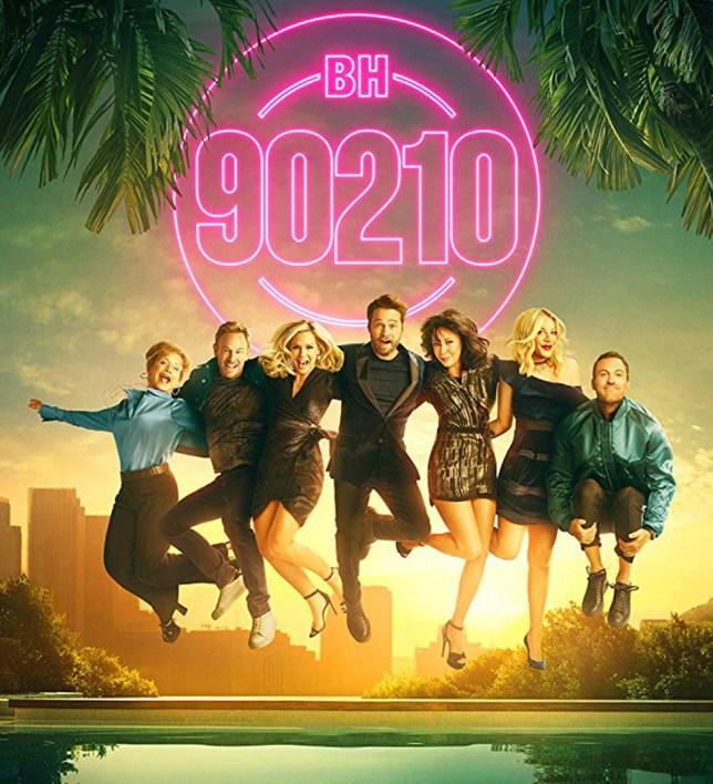 BH90210 Cast Photo(Picture: Fox)