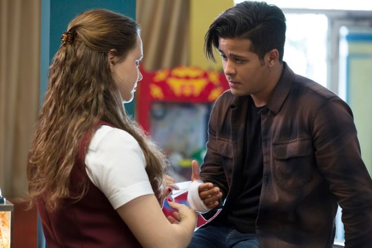 13 Reasons Why's Christian Navarro wants to be Little