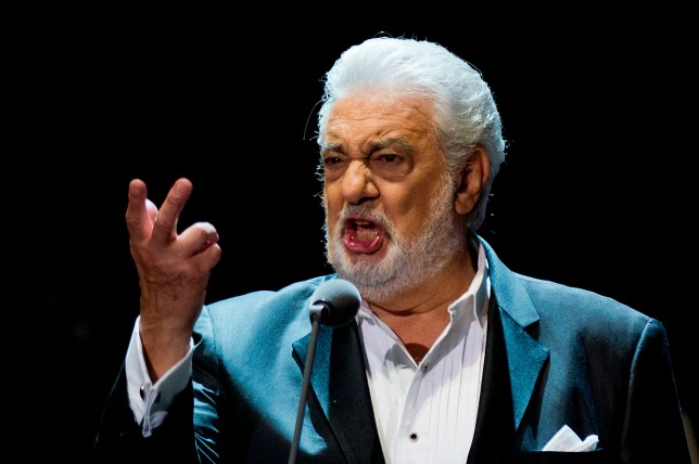 Placido Domigo accused of sexual harassment by multiple women