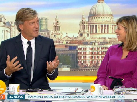 Richard Madeley is OK 'being a Dick' in cheeky exchange with Kate Garraway