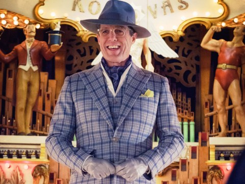 Hugh Grant thinks Paddington 2 is the best film he's been in and we entirely agree