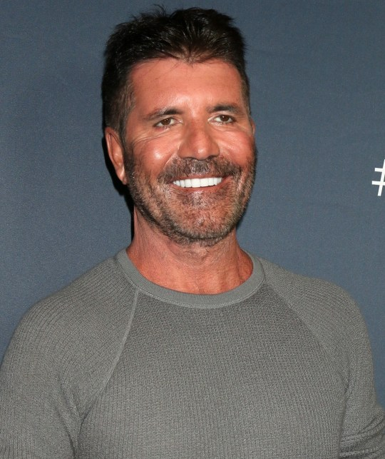"""Hollywood, CA - Celebrities arrive at the """"America's Got Talent"""" Season 14 Live Show at Dolby Theatre on August 13, 2019 in Hollywood, California. Pictured: Simon Cowell BACKGRID USA 13 AUGUST 2019 BYLINE MUST READ: Parisa / BACKGRID USA: +1 310 798 9111 / usasales@backgrid.com UK: +44 208 344 2007 / uksales@backgrid.com *UK Clients - Pictures Containing Children Please Pixelate Face Prior To Publication*"""
