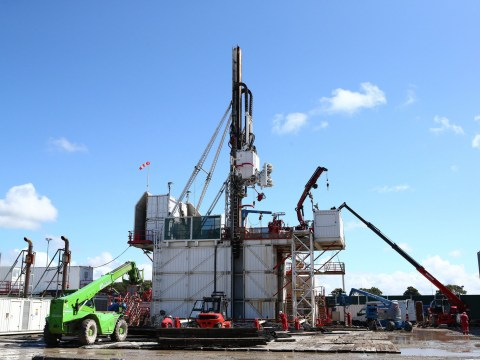 UK's only fracking site hit by second tremor in a week