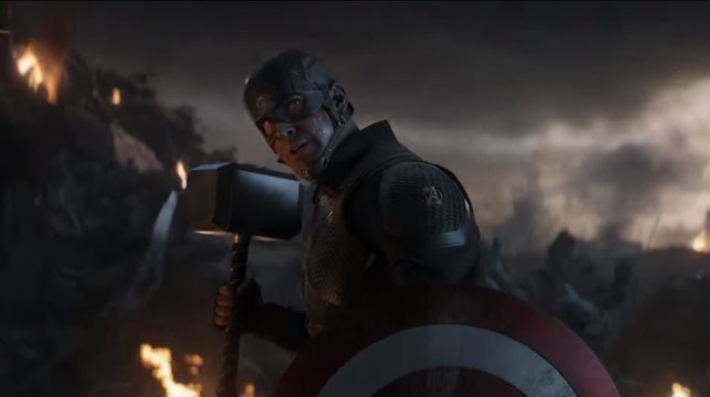 Russo Brothers confirm Captain America could always weild Thor's hammer