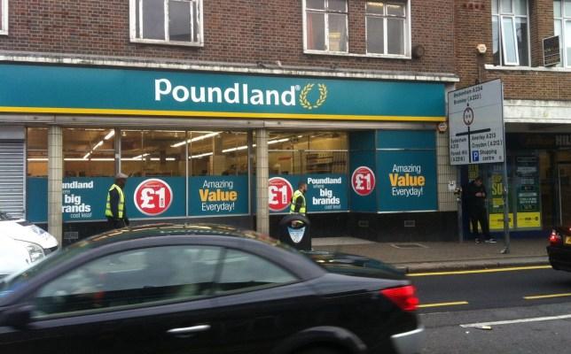 poundland Penge