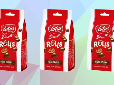 Lotus Biscoff comes in nibble form now and we're ready to guzzle them down