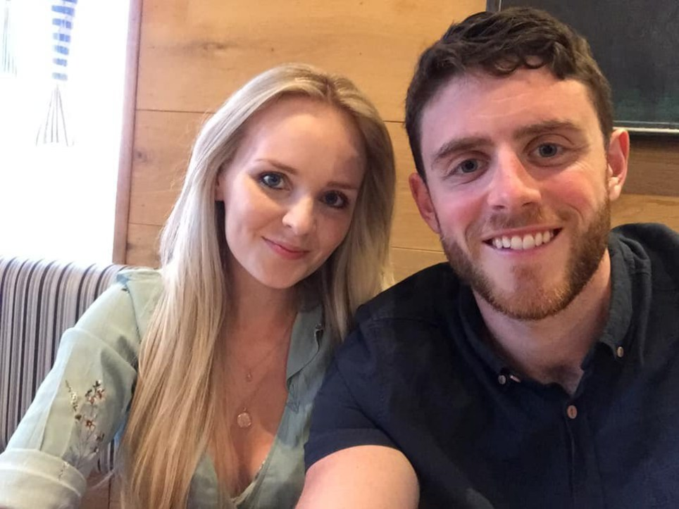Murdered Cop PC Andrew Hoper with his wife Lissie. PC Andrew Harper, 26, was killed on the A4 Bath Road between Reading and Newbury last night. This morning Thames Valley Police confirmed that he was part of a road unit and was responding to an incident at the crossroads of Ufton Lane and Lambdens Hill near Sulhampstead.