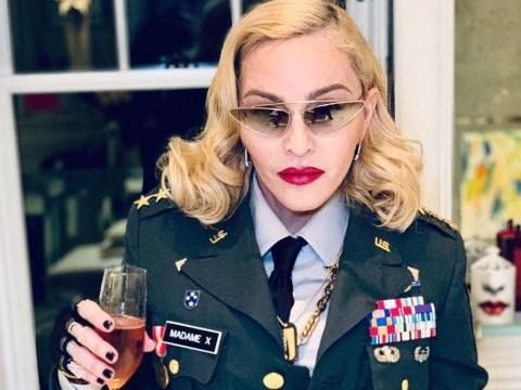 Madonna postpones her New York Madame X show after knee injury