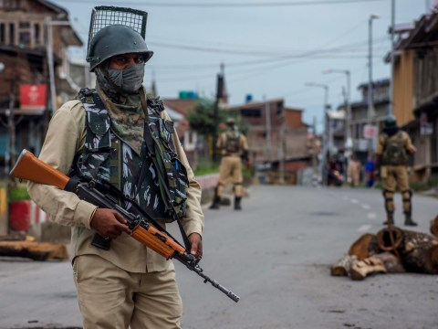 'I don't know if my wife's alive' says British man after Kashmir is placed in lockdown