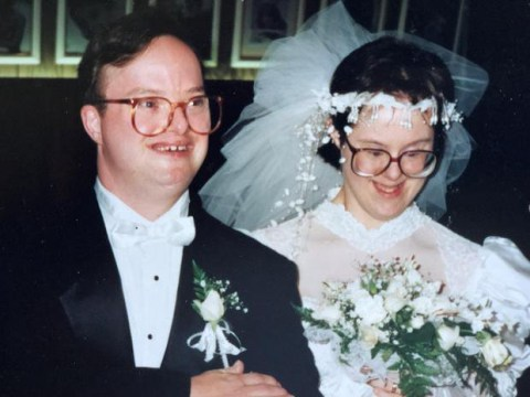 Widow with Down's Syndrome recalls incredible love story