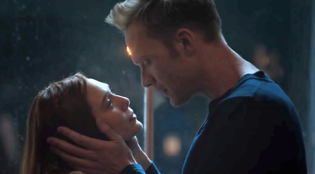 Paul Bettany , Elizabeth Olsen (Picture: Marvel)