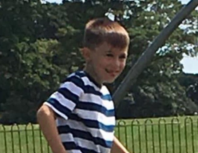 BEST QUALITY AVAILABLE Undated family handout photo courtesy of Maciee Stanford, the aunt of missing six-year-old Lucas Dobson who slipped into the River Stour in Sandwich, Kent, on Saturday afternoon, while on a fishing trip with family members. PRESS ASSOCIATION Photo. Picture date: Sunday August 18, 2019. See PA story POLICE River. Photo credit should read: Family Handout/PA Wire NOTE TO EDITORS: This handout photo may only be used in for editorial reporting purposes for the contemporaneous illustration of events, things or the people in the image or facts mentioned in the caption. Reuse of the picture may require further permission from the copyright holder.
