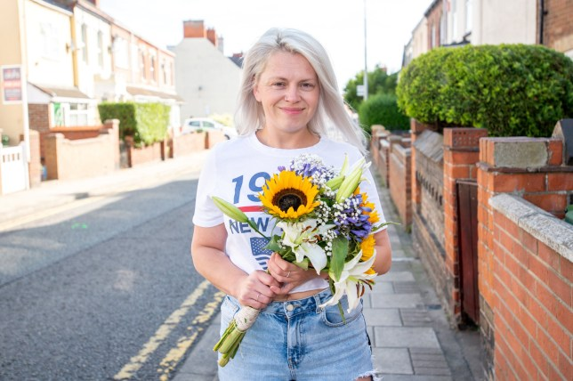 Polly Collins who is keeping up her family tradition