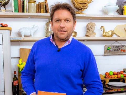 Saturday Morning host James Martin reveals shocking tequila mishap: 'I set his jacket on fire'