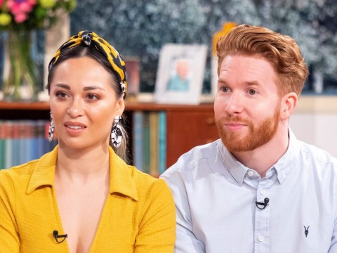 Why has Katya Jones split from husband Neil Jones?