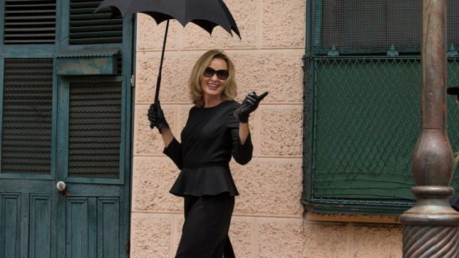 Jessica Lange as Fiona American Horror Story: Covern
