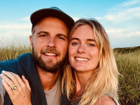 Prince Harry's ex Cressida Bonas announces engagement on Instagram