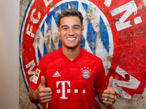 Barcelona and Bayern Munich reach agreement over Philippe Coutinho loan move