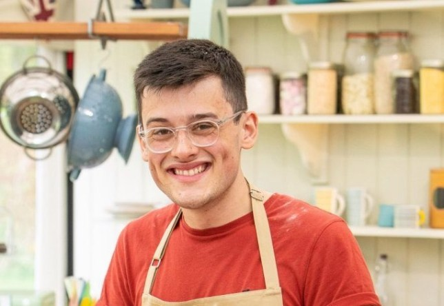 Michael Chakraverty who is on The Great British Bake Off 2019
