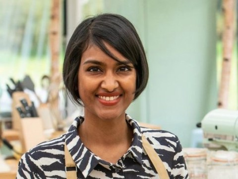 How old is Bake Off's Priya O'Shea and what is her day job?