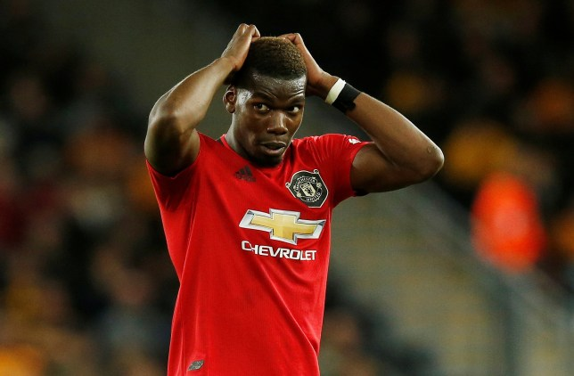 Manchester United Star Marcus Rashford Told Paul Pogba He Was Happy For Him To Take Penalty Metro News