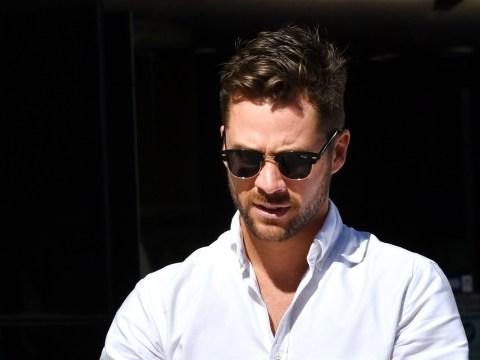 Stripper found guilty of glassing Neighbours star Scott McGregor