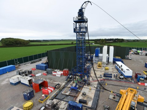 Fracking stopped after largest ever earthquake recorded at Blackpool site
