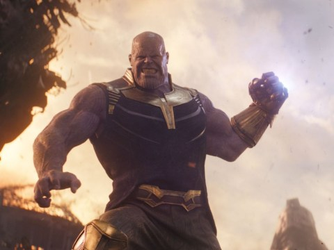 Avengers behind the scenes pictures are reminder Josh Brolin wasn't always Thanos