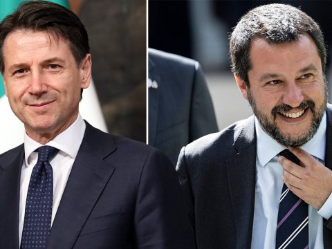 Italian prime minister to resign after attack on 'opportunist' far right deputy