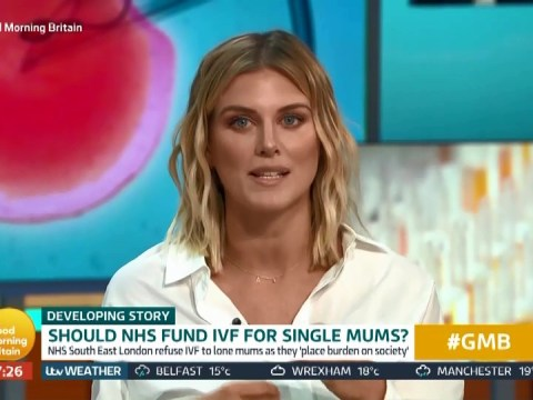 IVF for single women 'not a lifestyle choice'